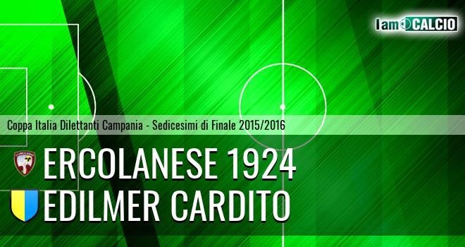 Sporting Ercolano - Edilmer Cardito