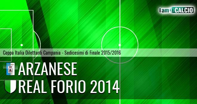 Arzanese 1924 - Real Forio 2014
