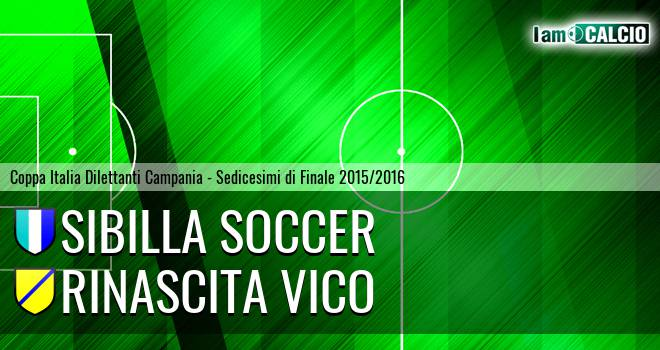 Sibilla Soccer - Rinascita Vico