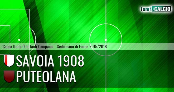 Savoia 1908 - Puteolana