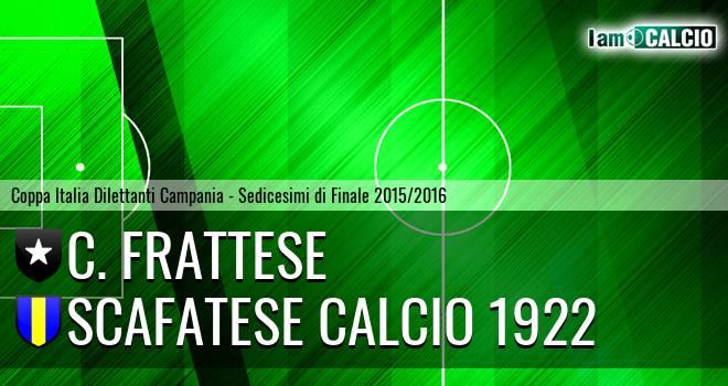 Frattamaggiore Calcio - Scafatese Calcio 1922
