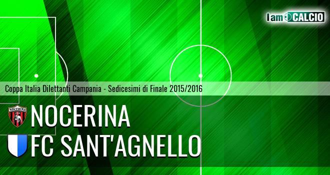 Nocerina - FC Sant'Agnello