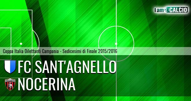 FC Sant'Agnello - Nocerina