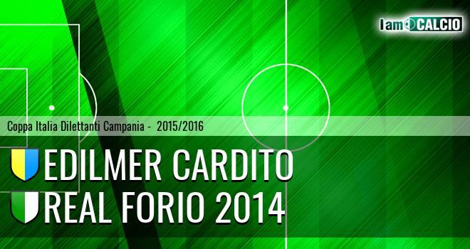 Edilmer Cardito - Real Forio 2014