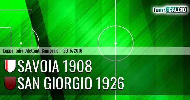 Savoia 1908 - San Giorgio 1926