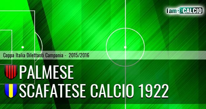 Palmese - Scafatese Calcio 1922