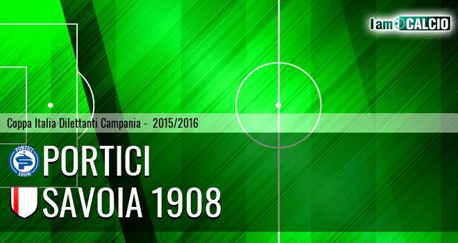 Portici - Savoia 1908