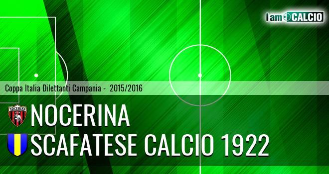 Nocerina - Scafatese Calcio 1922