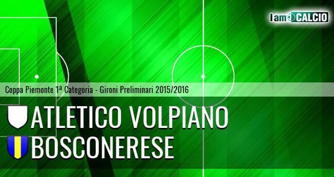 Atletico Volpiano - Bosconerese
