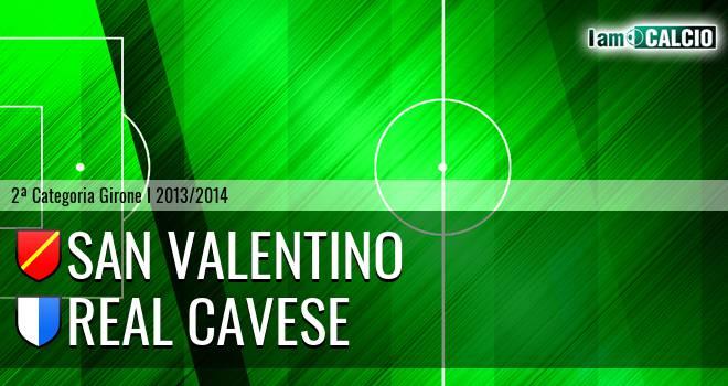 San Valentino - Real Cavese