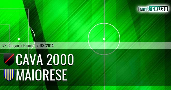 Cava 2000 - Maiorese