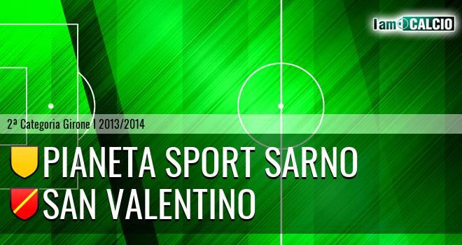 Pianeta Sport Sarno - San Valentino