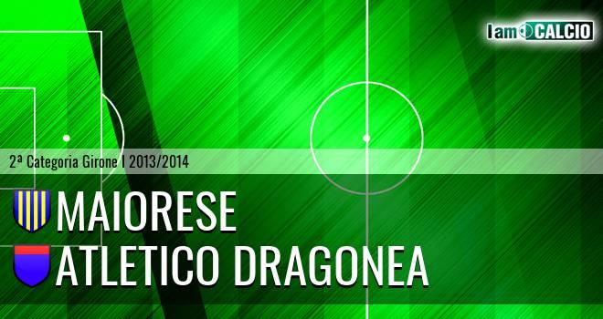 Maiorese - Atletico Dragonea