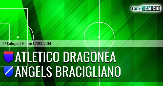 Atletico Dragonea - Angels Bracigliano