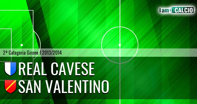 Real Cavese - San Valentino