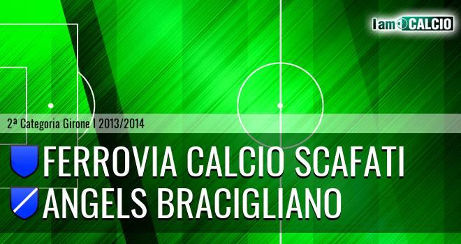 Ferrovia Calcio Scafati - Angels Bracigliano