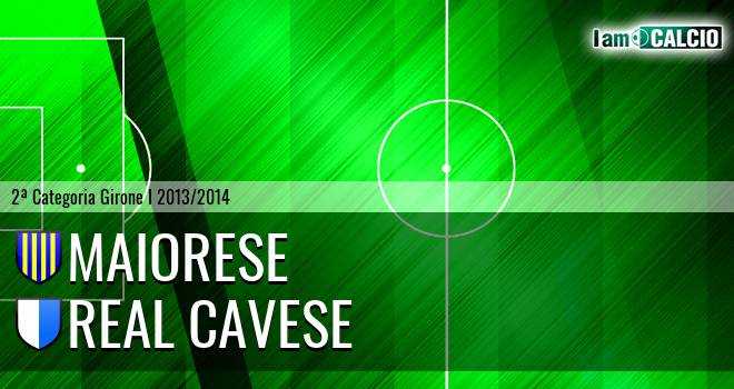 Maiorese - Real Cavese