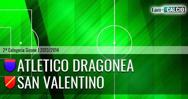 Atletico Dragonea - San Valentino