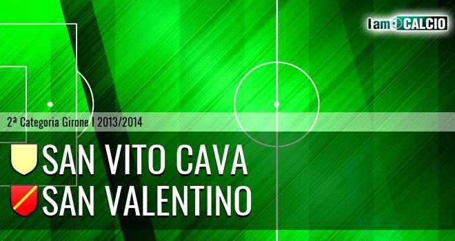 San Vito Cava - San Valentino