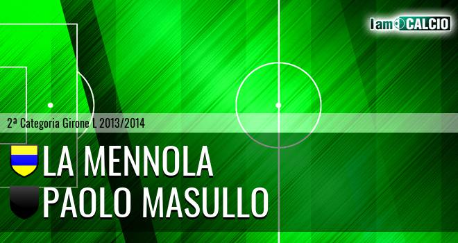 La Mennola - Paolo Masullo