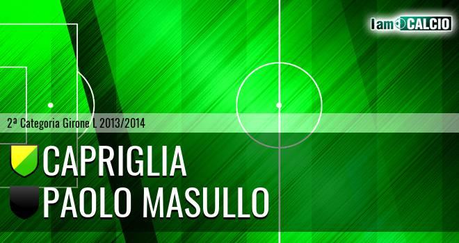Capriglia - Paolo Masullo