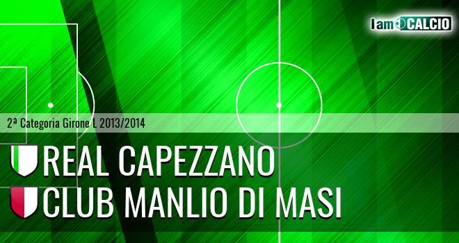Real Capezzano - Club Manlio Di Masi