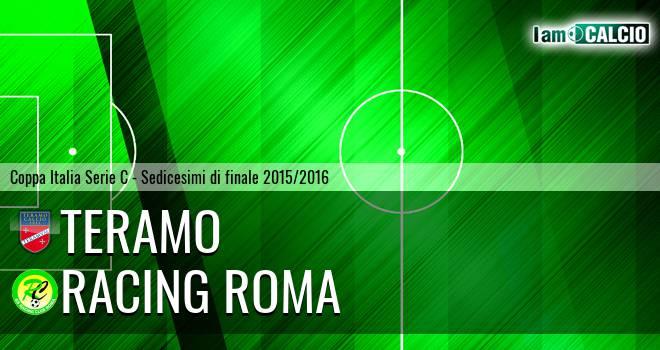 Teramo - Racing Roma