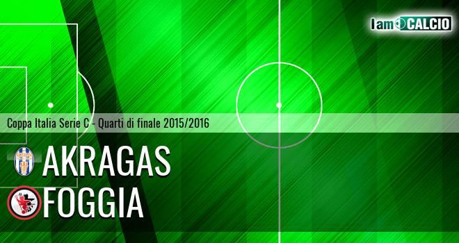 Olimpica Akragas - Foggia