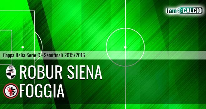 Siena 1904 - Foggia