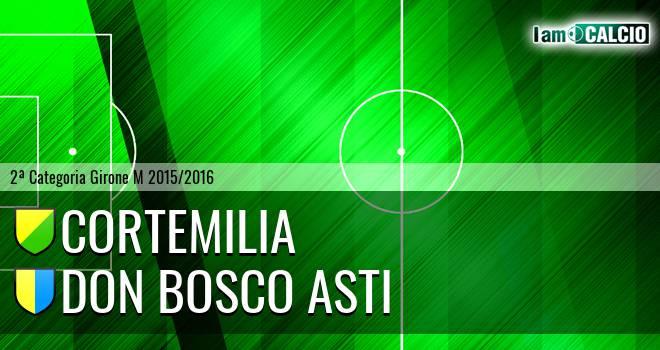 Cortemilia - Don Bosco Asti