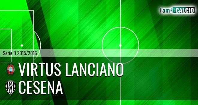 Virtus Lanciano - Cesena