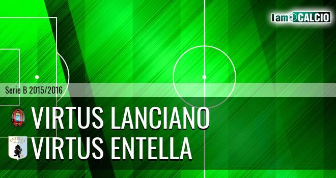Virtus Lanciano - Virtus Entella
