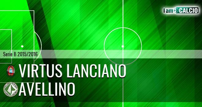Virtus Lanciano - Calcio Avellino