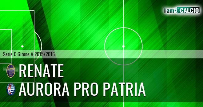 Renate - Aurora Pro Patria