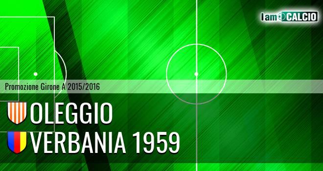 Oleggio - Verbania 1959
