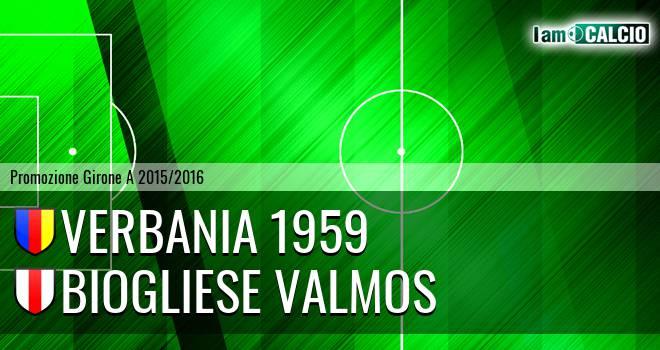 Verbania 1959 - Valdilana Biogliese