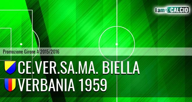 Ce.Ver.Sa.Ma. Biella - Verbania 1959