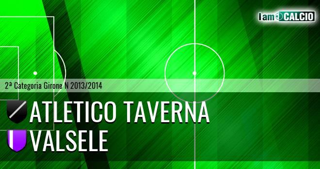 Atletico Taverna - Valsele