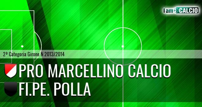 Pro Marcellino Calcio - Us Pollese
