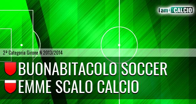 Buonabitacolo Soccer - Emme Scalo Calcio