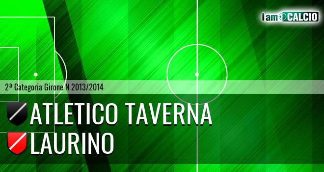 Atletico Taverna - Laurino
