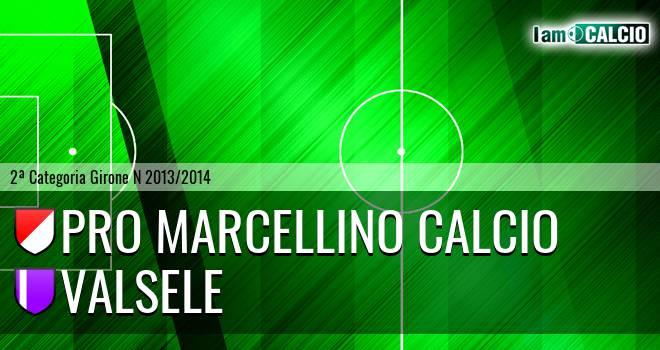 Pro Marcellino Calcio - Valsele