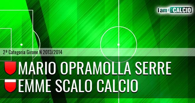 Mario Opramolla Serre - Emme Scalo Calcio