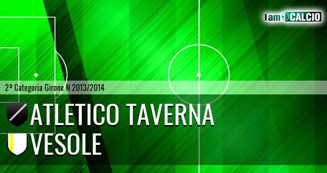 Atletico Taverna - Vesole