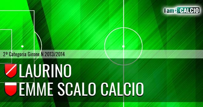 Laurino - Emme Scalo Calcio