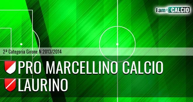 Pro Marcellino Calcio - Laurino
