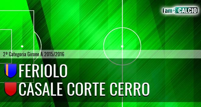 Feriolo - Casale Corte Cerro