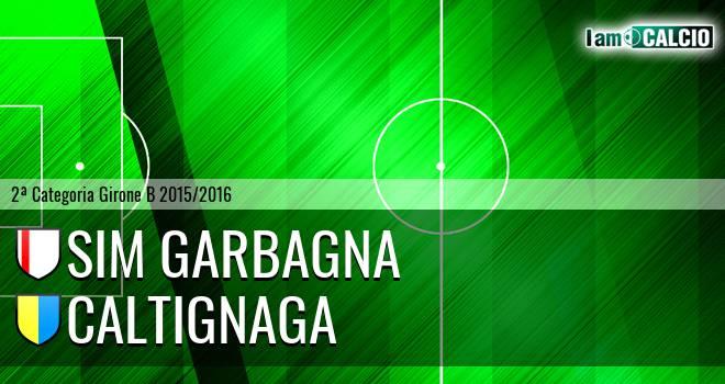 Sim Garbagna - Caltignaga