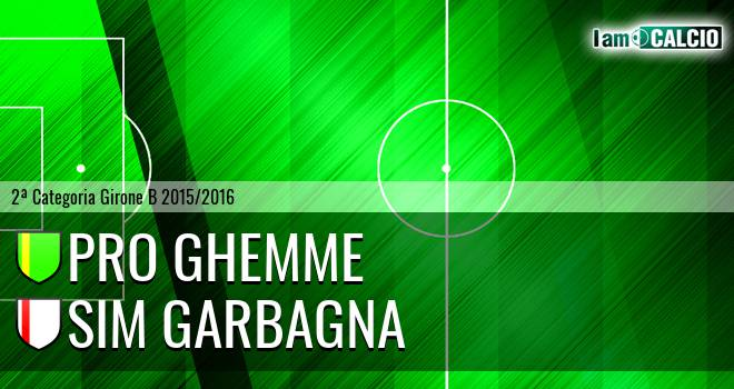 Pro Ghemme - Sim Garbagna