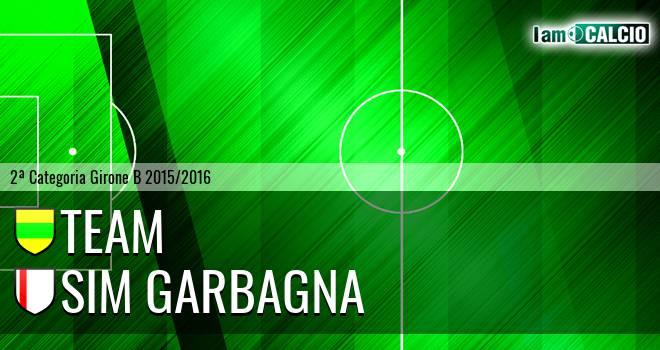 Team - Sim Garbagna